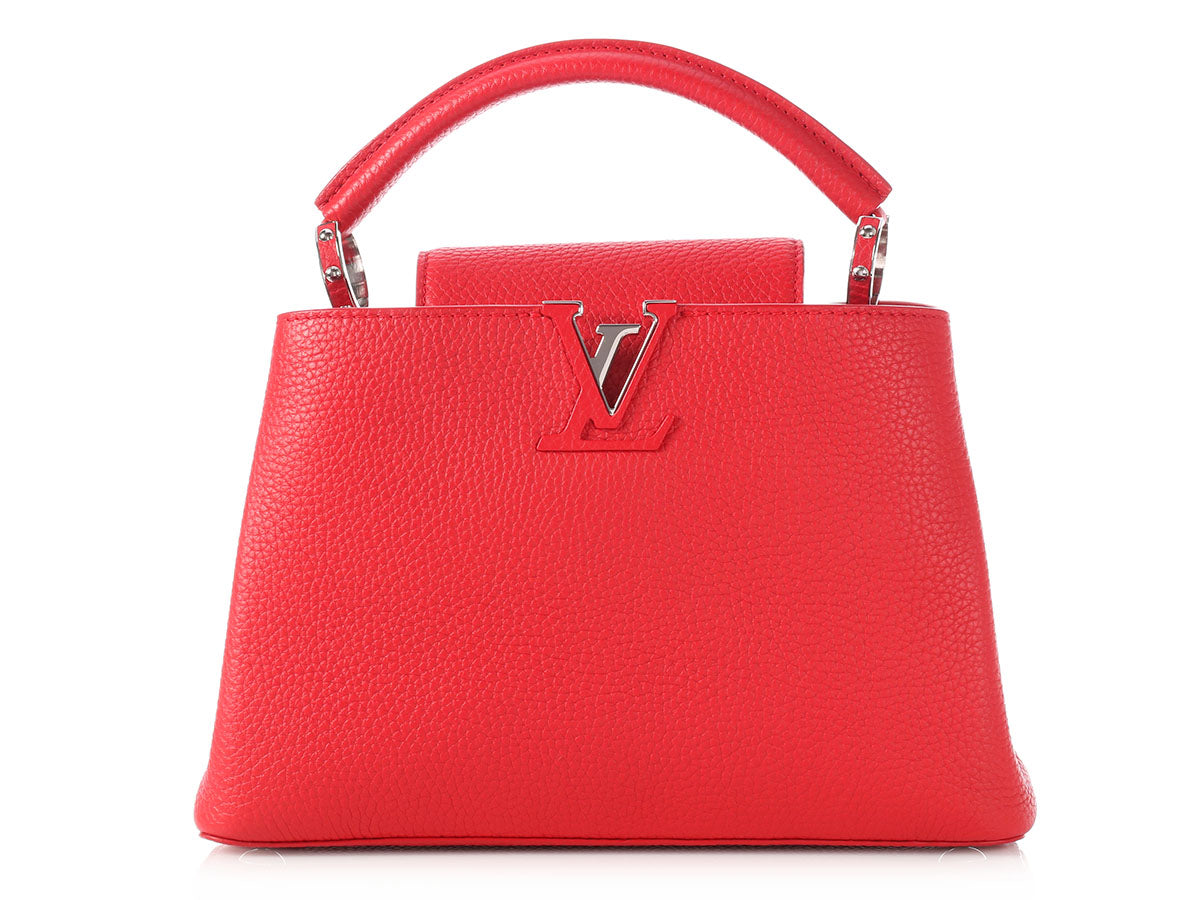 Louis Vuitton Rubis Capucines BB