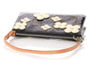 Louis Vuitton Black Monogram Vernis Lexington Flower Pochette