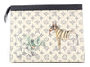 Louis Vuitton Chapman Brothers Watercolor Savane Pochette GM