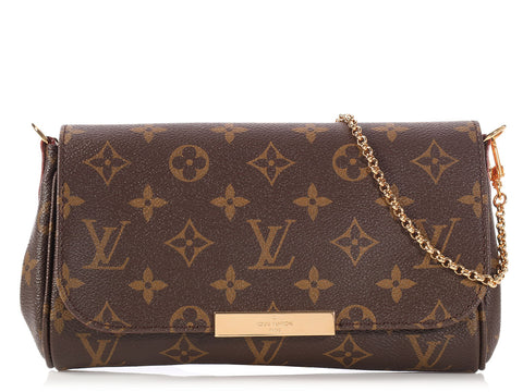 Louis Vuitton Monogram Favorite PM