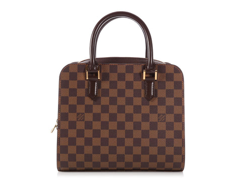 Louis Vuitton Damier Ebène Triana