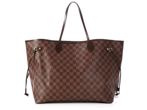 Louis Vuitton Damier Ebène Neo Neverfull GM