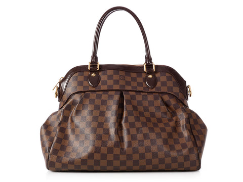 Louis Vuitton Damier Ebène Trevi PM