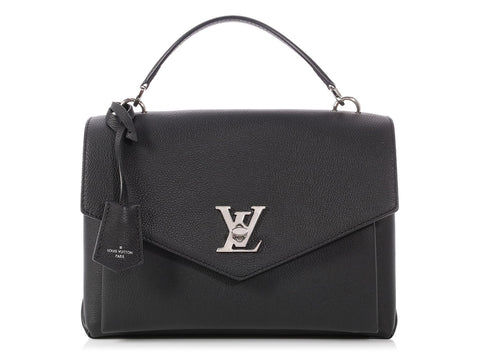 Louis Vuitton Noir Mylockme