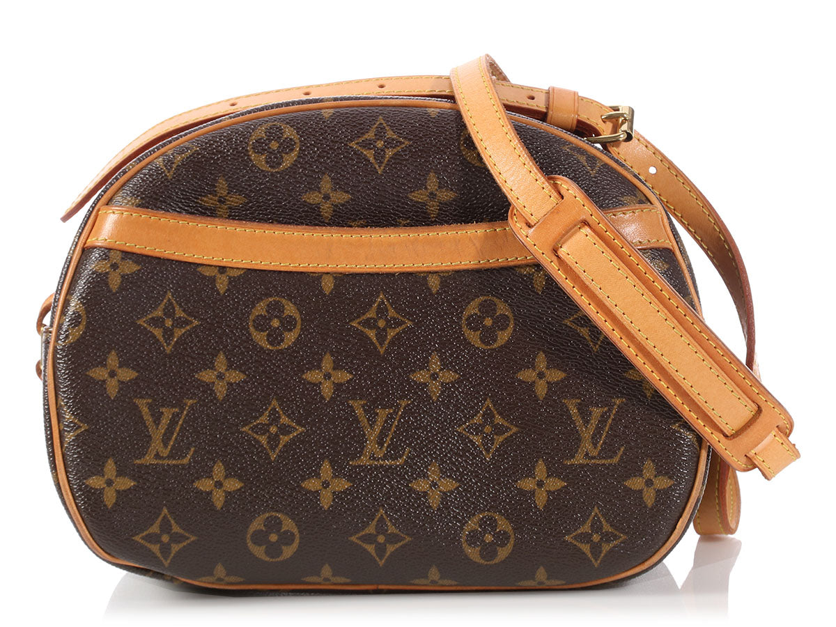 Louis Vuitton Monogram Blois Bag