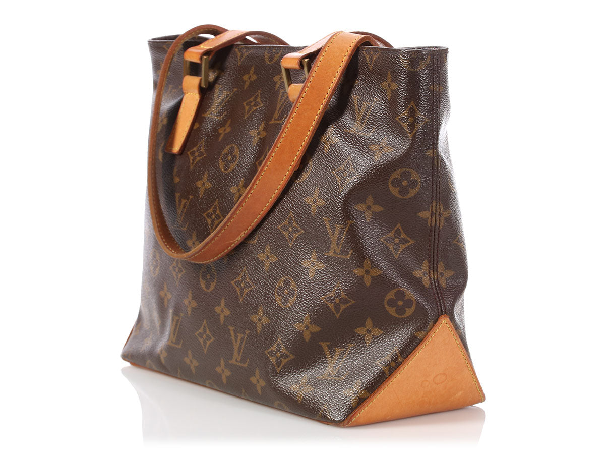 a101b5a96d90 Louis Vuitton Monogram Cabas Piano Tote. Images   1   2   3   4 ...