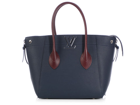 Louis Vuitton Navy Freedom Tote