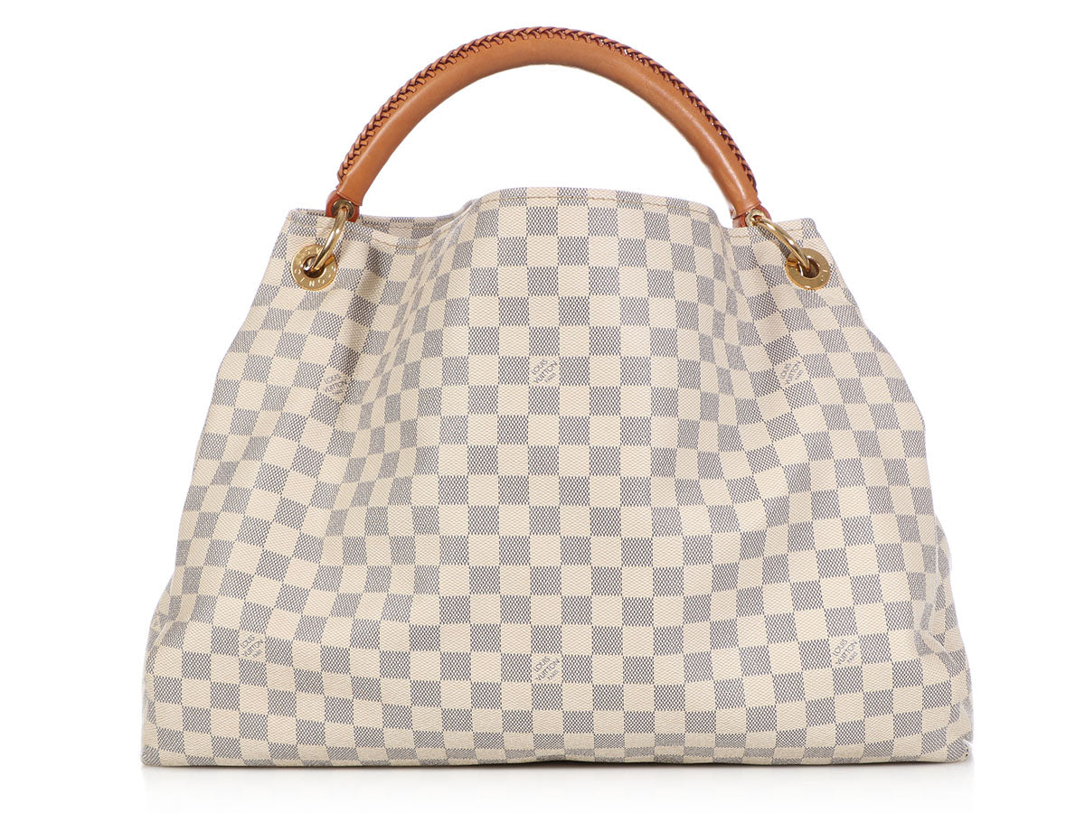 Louis Vuitton Damier Azur Artsy GM