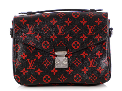 Louis Vuitton Monogram Infrarouge Pochette Métis