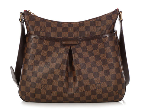 Louis Vuitton Damier Ebène Bloomsbury PM