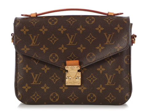 Louis Vuitton Monogram Pochette Métis