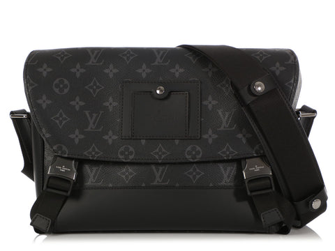 fcec36b7ab1b Louis Vuitton Monogram Eclipse Voyager Messenger PM