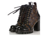 Louis Vuitton Monogram Star Trail Ankle Boots