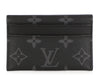 Louis Vuitton Monogram Eclipse Porte Cartes Double