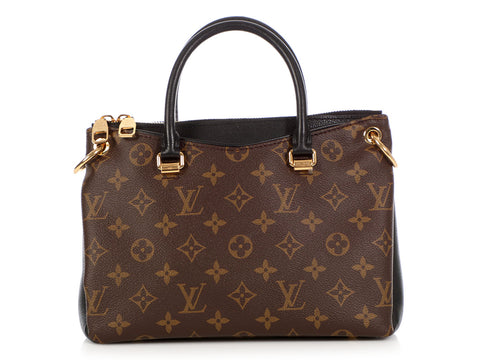 Louis Vuitton Monogram Noir Full Pallas BB