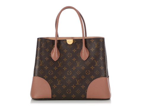 Louis Vuitton Monogram Bois de Rose Flandrin