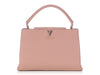 Louis Vuitton Magnolia Taurillon Capucines MM