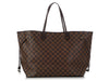 Louis Vuitton Damier Ebène Neverfull GM