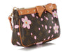 Louis Vuitton Cherry Blossom Monogram Canvas Pochette