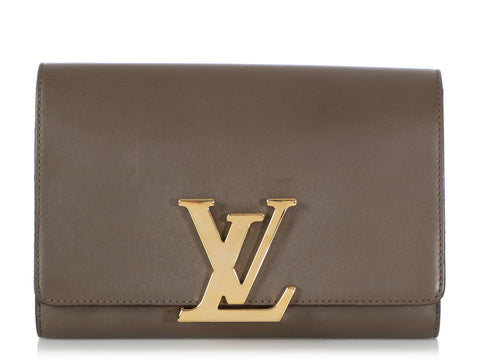 Louis Vuitton Taupe Louise GM