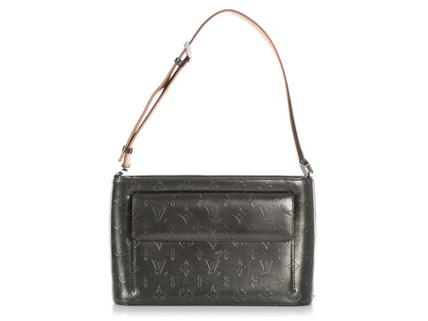 Louis Vuitton Gray Monogram Mat Allston