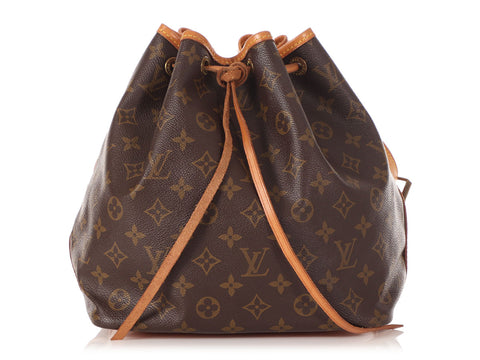 Louis Vuitton Monogram Petit Noé