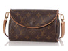 Louis Vuitton Monogram Crossbody Belt Bag