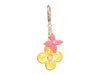 Louis Vuitton Pink and Yellow Resin Naif Bag Charm