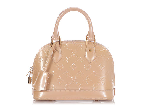 Louis Vuitton Rose Florentin Alma BB