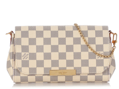 Louis Vuitton Damier Azur Favorite PM