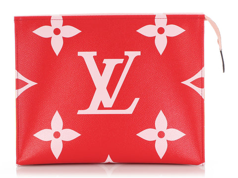 Louis Vuitton Multicolor Giant Monogram Toiletry 26