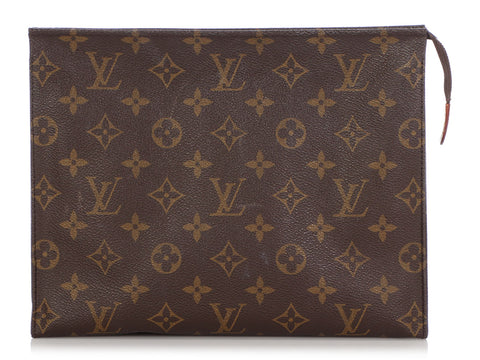 Louis Vuitton Monogram Pochette Toilette 26