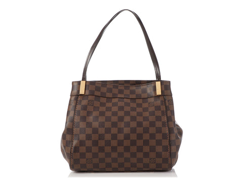 Louis Vuitton Brown Damier Ebène Marylebone PM
