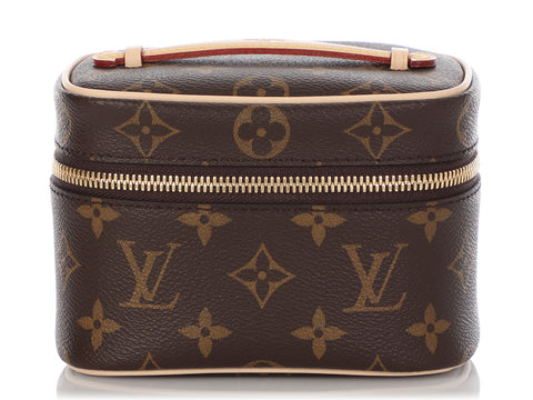 Louis Vuitton Monogram Nice Nano