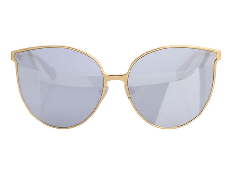 Louis Vuitton Mirrored I Feel Pretty Sunglasses