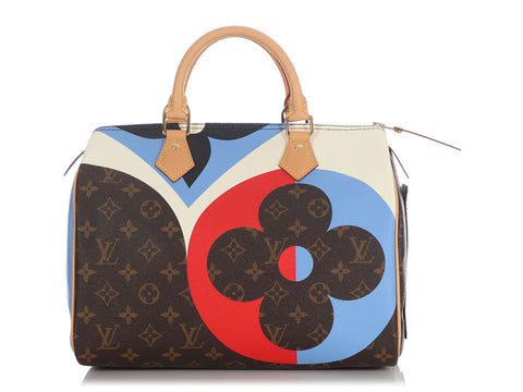 Louis Vuitton Game on Speedy Bandoulière 30