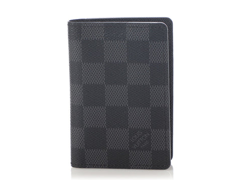 Louis Vuitton Damier Graphite Pocket Organizer