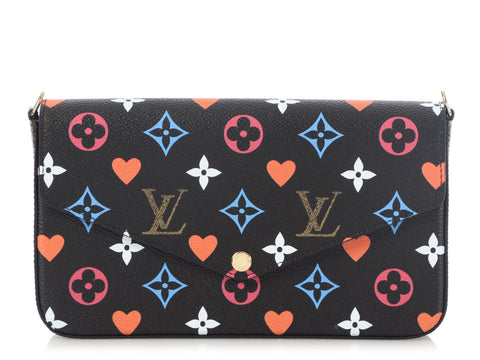 Louis Vuitton Game On Félicie Pochette