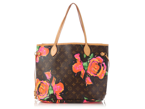 Louis Vuitton Roses Neverfull MM