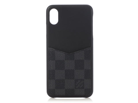 Louis Vuitton Damier Graphite XS/Max Phone Case