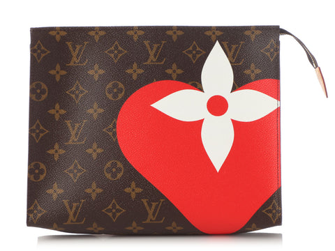 Louis Vuitton Game On Limited Edition Toiletry Pouch 26