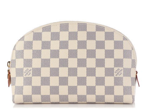 Louis Vuitton Large Damier Azur Cosmetic Case GM