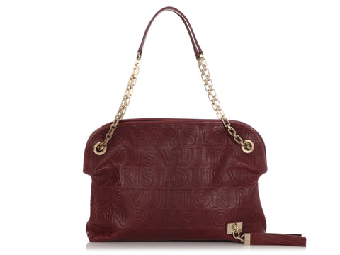 Louis Vuitton Paris Souple Wish Bag