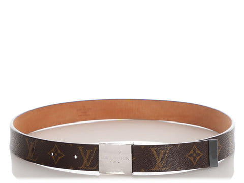 Louis Vuitton Monogram Ceinture Carré Belt