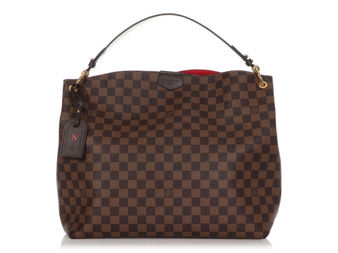 Louis Vuitton Damier Ebène Graceful MM