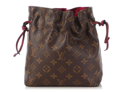 Louis Vuitton Monogram Noé Pouch