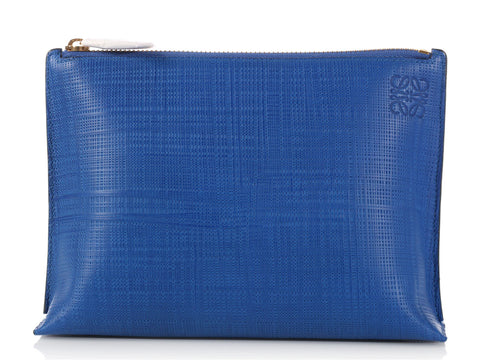 Loewe Electric Blue Cosmetic Case