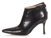 Manolo Blahnik Black Booties