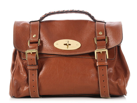 Mulberry Brown Buffalo Alexa