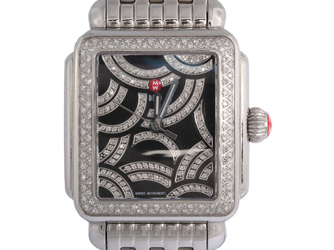 Michele Art Deco Watch